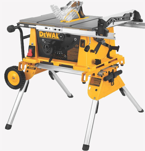 Portable Jobsite Saw