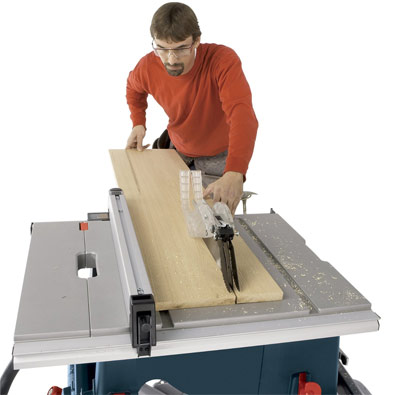 Bosch410009 large table surface