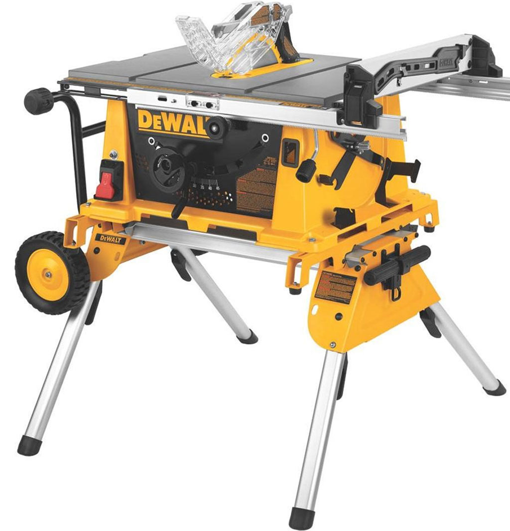 Dewalt Dw744xrs And Dw744x Table Saw Review