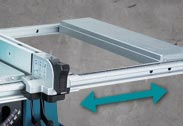 Makita 2705 Telescoping Table