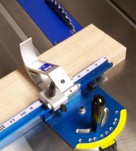 angledcut miter gauge