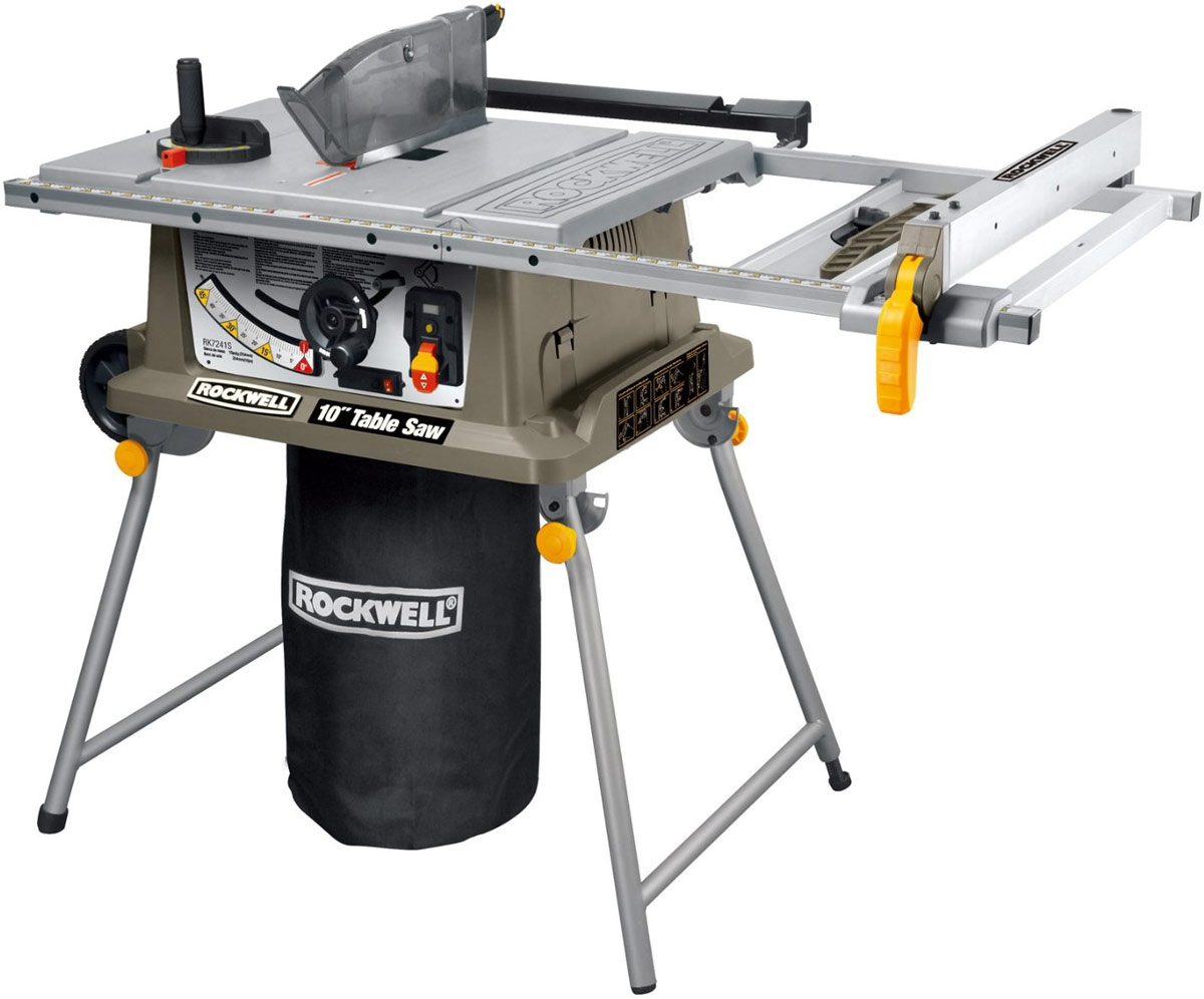 Rockwell rk7241s table saw review with laser technology rockwell rk7241s greentooth